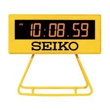 SEIKO Mini Sports Timer Clock Digital SQ815Y