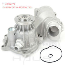 Engine Water Pump For BMW 750Li 750i 650i 550i X5 xDrive E65 E66 E70 4.8L 3.0L