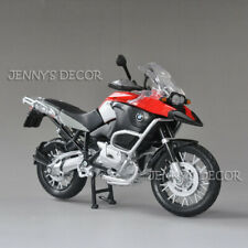 1:12 Maisto Diecast Motorcycle Model Toy BMW R 1200 GS Sport Bike Replica