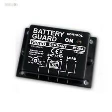 Kemo M148A Battery monitor / guards / Discharge protection, 12 V DC, max. 20A