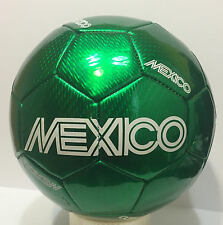 MEXICO SOCCER BALL SIZE 5 2016 Style Official Merchandise SHIPS INFLATED  NEW