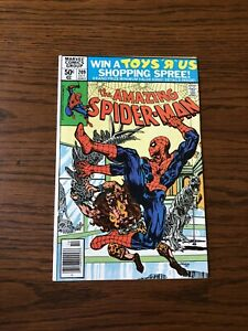 Amazing Spider-Man #209 (10/80) VF (8.0) 1st Calypso! Kraven! Key Bronze Age!