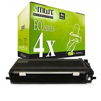 4x MWT ECO Toner kompatibel für Brother HL-L-2365-DW HL-L-2300-D MFC-L-2740-CW