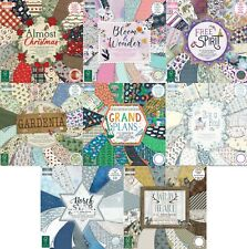 Dovecraft First Edition scrapbooking paper 8x8, Full Packs