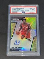 2017 Panini Prizm RS GOLD Prizm /10 OG Anunoby RC Auto Rookie Autograph Gorgeous