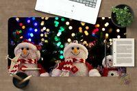 3D Transparenter Sc H48 Christmas Rutschfest Schreibtisch Matte Tastatur Pad Amy