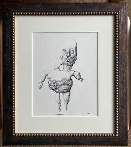 CHRIS MARS ORIGINAL ART direct from original owner