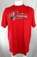 Tampa Bay Buccaneers NFL Team Apparel Men's Big and Tall Graphic T-Shirt