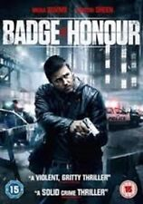 Badge Of Honour (DVD) (NEW AND SEALED)
