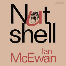 IAN McEWAN NUTSHELL AUDIOBOOK NEW SEALED CD 5 DISCS FULL UNABRIDGED AUDIO BOOK
