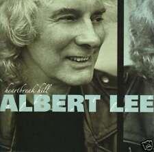 ALBERT LEE  heartbreak hill  / HDCD