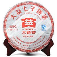2011 Yunnan Menghai Tea Factory Dayi 8592 Ripe Pu-erh Tea P086 357g/12.6oz