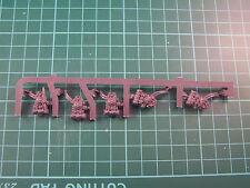 5 Astra Militarium Tempestus Scion Back Packs Bits