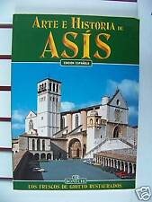 ARTE E HISTORIA DE ASIS BY P. NICOLA GIANDOMENICO 1995