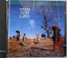 Arrested Development - 3 Years, 5 Months And 2 Days In The Life Of... (CD 1992)