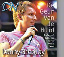 Danny Nicolay-De Geur Van Je Huid cd single
