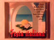 CD Festa italiana GIUNI RUSSO MARCELLA BELLA LITTLE TONY BOBBY SOLO RARISSIMA!!!