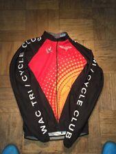 JL Velo Cycling Jacket Mens Small WAC Triathlon Cycling Jacket
