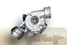 Turbocharger no. 758219 for Audi A4, A6, Volkswagen Passat. 140 BHP.