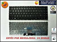 TECLADO ESPAÑOL NUEVO PORTATIL HP PAVILION X360 14-CD0017NS  14-CD0018NS  TEC45