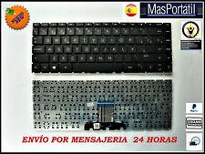 TECLADO ESPAÑOL NUEVO PORTATIL HP PAVILION X360 14-CD0008NS  14-CD0009NS  TEC45