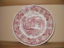 Villeroy & Boch Burgenland rot Platzteller oder Platte rund flach gebraucht