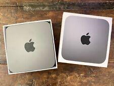 2018 Mac Mini 3.2GHz i7 6-core 64GB RAM 512GB SSD - Mint