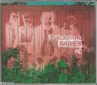 Backyard Babies CD Single The Clash - Promo - Sweden (M/M)