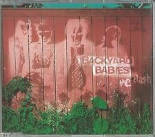 Backyard Babies ‎CD Single The Clash - Promo - Sweden (M/M)