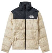 The North Face Mens Size Large 1996 Retro Nuptse Jacket Sherpa Print Supreme