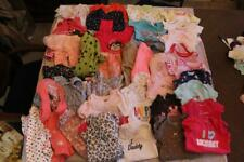 Baby Girl Clothing Lot Size 6 Month 40 Piece Various Brands