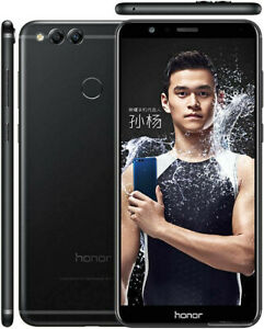 Huawei Honor 7X 128GB ,4GB RAM Dual SIM Black phone  Unlocked 4G LTE Google play