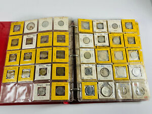 HUGE Int. Coin Collection (170+) africa s. america middle east VINTAGE 1900-60