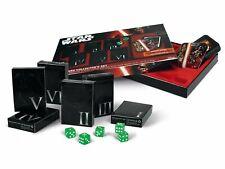 Star Wars Spielkarten Collector's Set Kartenspiele Würfel Sammlerbox Bonusdeck