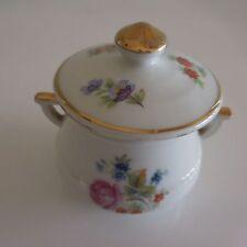Bonbonnière porcelaine art nouveau