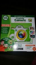 LeapFrog Creativity Camera App with Protective Case - Learning Toy - Nib