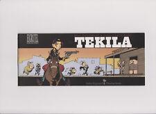 LETURGIE / TEKILA T1 / NUMEROTE 62/1000 EX / SIGNE / RARE!