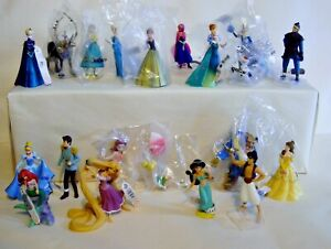 Disney Frozen & Princess Bullyland Figure or Cake Topper - Choose Your Favourite