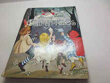 Dean's a Book of Fairy Tales illustrated by JAnet & Anne Grahame Johnstone 1977