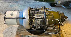 TURBOMECA ASTAZOU TURBOPROP  JET TURBINE ENGINE (JETSTREAM)
