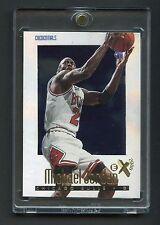 1996-97 EX 2000 Michael Jordan HOF Chicago Bulls 290/499