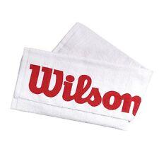 Wilson Court Towel - White - Free P&P