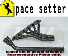 Pace Setter 70-1157 Black Exhaust Manifold Headers 1986-1992 Toyota Supra 3.0L