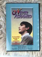 Never Ashamed (DVD, 1984)