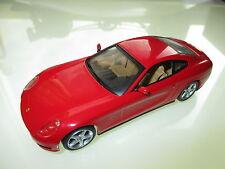 Ferrari 612 Scaglietti in rot rouge rosso roja red, IXO in 1:43!