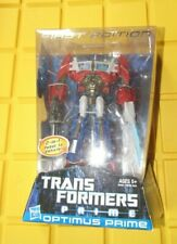 Transformers Prime First Edition figure Optimus Prime NEW