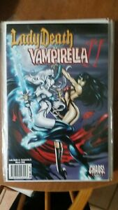 Lady Death vs. Vaampirella II #1