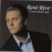 Rene Riva-In Jouw Blauwe Ogen cd single