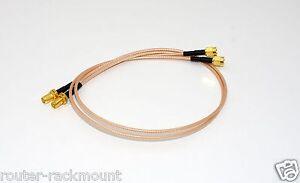 Pigtail-Kit Option/Nachrüst-Satz WLAN und 3G/4G für Rack Mount Plus/VoIP