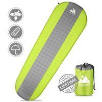 Outdoor Camping Inflatable Mattress Air Mat Pad Camping Hiking Sleeping Bed Tent